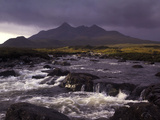 Skye Landscape Scotland Photographic Print by Charles Bowman