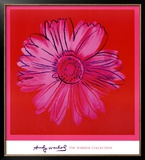 Daisy, c.1982 (Crimson and Pink) Prints by Andy Warhol