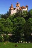 Castelo de Bran Impressão fotográfica por Charles Bowman