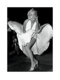 Marilyn Monroe Affiche