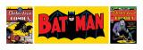 Batman Triptych Posters