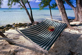 Rum Point Relaxation, Cayman Islands Photographic Print by George Oze