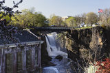 Great Falls of Passaic River, Paterson, NJ Photographic Print by George Oze