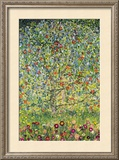 Apple Tree Framed Giclee Print by Gustav Klimt