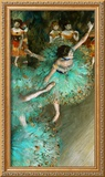 Green Dancer, circa 1880 Framed Giclee Print by Edgar Degas