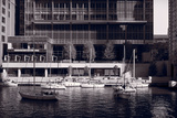Chicago River Boats Photographic Print by Steve Gadomski