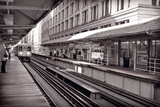 Randolph Street Station Chicago Photographic Print by Steve Gadomski