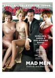 Mad Men, Rolling Stone no. 1113, September 16, 2010 Photographic Print by Trachtenberg Robert