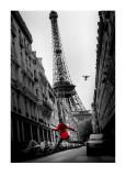 La Veste Rouge Poster