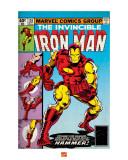 The Invincible Iron Man Prints