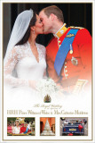 William &amp; Kate - The Royal Wedding Posters
