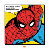 Spider-Man: With Great Power Juliste