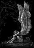 Enslaved Angel Poster