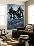 Wolverine: Origins No.30 Cover: Xavier, Charles and Wolverine Wall Mural by Mike Deodato Jr.