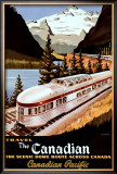 Canadian Pacific Train Prints by Roger Couillard