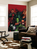 She-Hulk No.36 Cover: She-Hulk Wall Mural by Mike Deodato Jr.