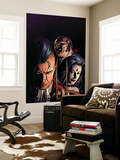 X-Men: Legacy 217 Cover: Shaw, Sebastian, Lady Sinister and Daken Wall Mural by Mike Deodato Jr.