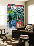 The Spectacular Spider-Man Speci Cover: Lizard Wall Mural by Joe St. Pierre