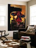 Omslag från Amazing Spider-Man Family nr 2 Väggmålning av Mike Deodato Jr.