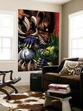 She-Hulk No.35 Cover: She-Hulk and Ursa Major Wall Mural by Mike Deodato Jr.