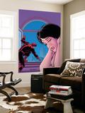 Daredevil No.94 Cover: Donovan, Milla and Daredevil Wall Mural by John Romita Sr.