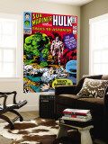Tales To Astonish 77 Cover: Hulk, Banner and Bruce Wall Mural by John Romita Sr.