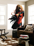 Ms. Marvel No.39 Cover: Ms. Marvel Wall Mural by Mike Deodato Jr.