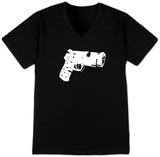 V-Neck - Brookyn Gun Shirts