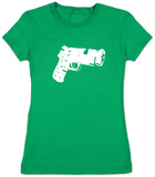 Juniors: Brookyn Gun T-shirts