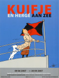 The Adventures of Tintin at Sea Art par Hergé (Georges Rémi)