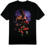 Cheshire Moon T-shirts