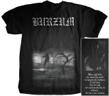 Burzum - When Night Falls T-shirt