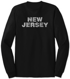 Long Sleeve: New Jersey T-Shirt