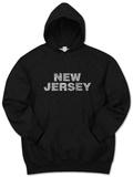 Hoodie: New Jersey Pullover Hoodie