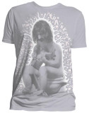 Frank Zappa- On The Pot Shirt