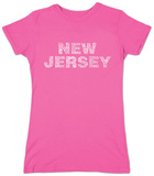 Juniors: New Jersey T-Shirt