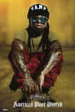 Lil Wayne Tattoo Posters