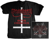 Possessed - Seven Churches T-shirts