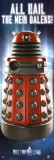 Doctor Who Daleks Julisteet