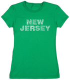 Juniors: New Jersey T-shirts