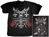 Mayhem - 25 Years/Coat Of Arms Shirts