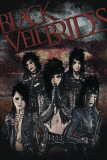 Black Veil Brides Red Prints