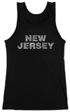 Juniors: Tank Top - New Jersey T-Shirt