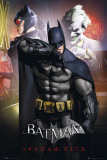 Batman Arkham City Main Affiches