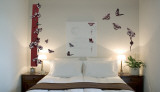 Butterfly Design Wall Decal