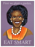 Eat Smart: Michelle Obama Prints