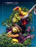 You Toucan Be Healthy Foodscapes™ Poster