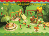 Food Playground Posters