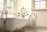 Cattails Wall Decal Sticker Wall Decal