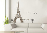 Eiffel Tower Wall Decal Sticker Wall Decal